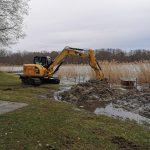 Frühjahrsputz und Uferflege